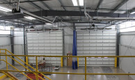 Adrian Landfill Maintenance Shop