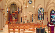 Holy Rosary Chapel Renovation