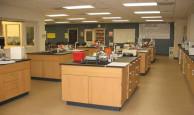 L.I.S.D. Tech Center Biochemical Technology Lab