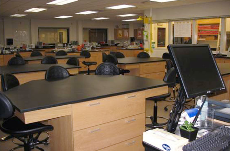 L.I.S.D. Tech Center Biochemical Technology Lab ...