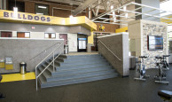 Adrian College Merillat Sports and Fitness Center Addition