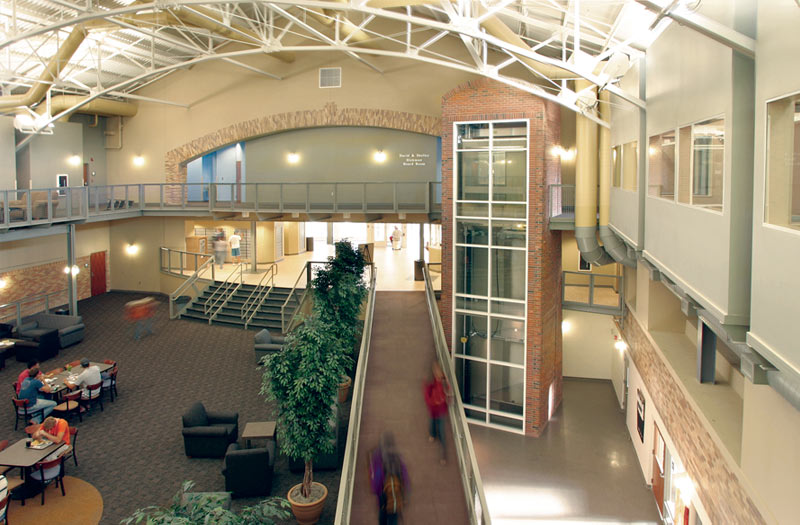 Adrian College Ridge Student Center « Krieghoff-Lenawee
