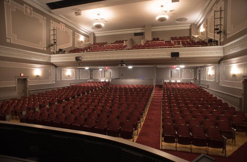 The Croswell Opera House « Krieghoff-Lenawee