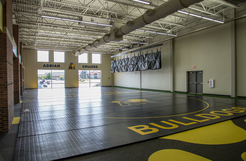 Adrian College Merillat Sports and Fitness Center Addition ...